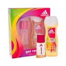 Adidas Get Ready Gift Set: EdT 30ml+SG 250ml