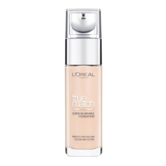 L´Oréal Paris True Match Foundation R5C5 Rose Sand SPF17 30ml