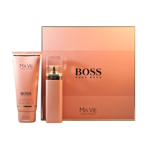 Hugo Boss Boss Ma Vie Gift Set: EdP 75ml+BL 200ml