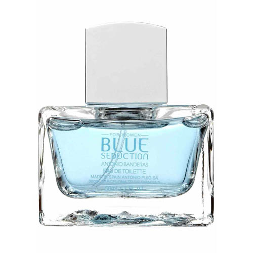 "Antonio Banderas Blue Seduction Woman EdT 80ml - ""Tester"""