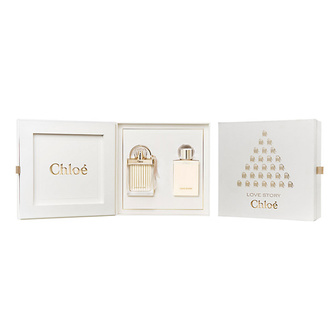 Chloe Love Story Gift Set: EdP 50m+BM 100ml