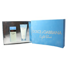 Dolce & Gabbana Light Blue Gift Set: EdT 25ml+BC 50ml