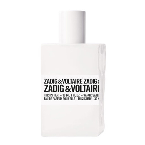 "Zadig And Voltaire This Is Her EdP 100ml - ""Tester"""