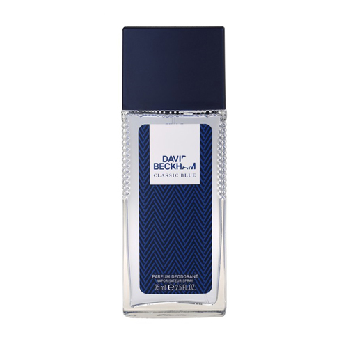 David Beckham Classic Blue Deo Spray 75ml