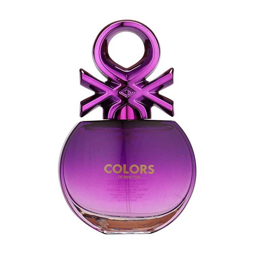 Benetton Colors Purple for Her EdT 80ml