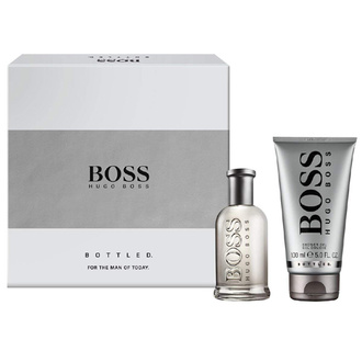 Hugo Boss Boss Bottled Gift Set: EdT 50ml+SG 100ml