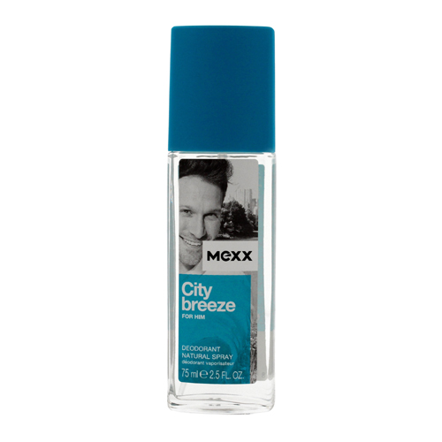 Mexx City Breeze Deo Spray 75ml
