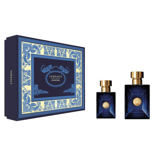 Versace Pour Homme Dylan Blue Gift Set: EdT 50ml+Shower Gel 50ml+After Shave Balm 50ml