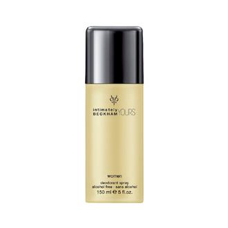 David Beckham Intimately Yours for Her Deo Spray 150ml