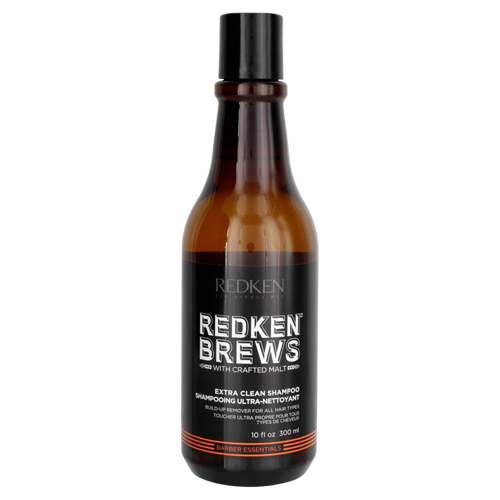Redken Brews Mens Extra Clean Shampoo 1000ml