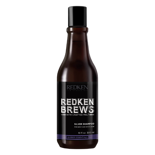 Redken Brews Mens Silver Shampoo 300ml
