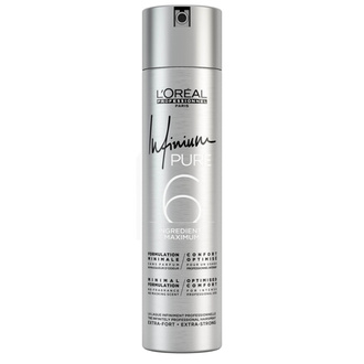 L´Oréal Infinium Pure Strong Hairspray 500ml