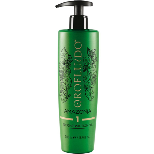 Revlon Orofluido Amazonia Step 1 Reconstruction Oil 500ml