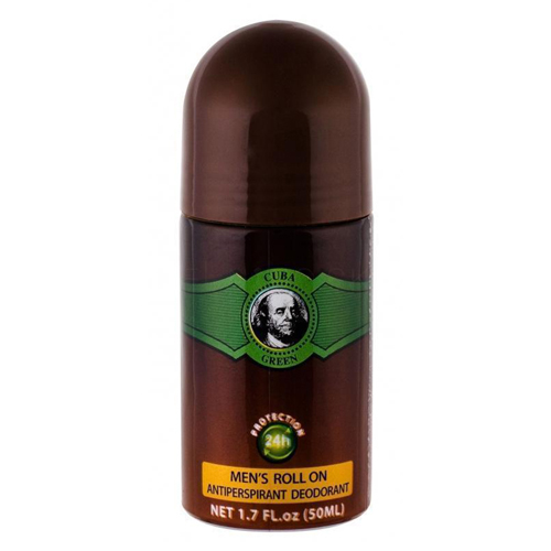Cuba Green Roll-On 50ml