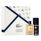 Lacoste L´Homme Gift Set: EdT 100ml+Deo Spray 100ml