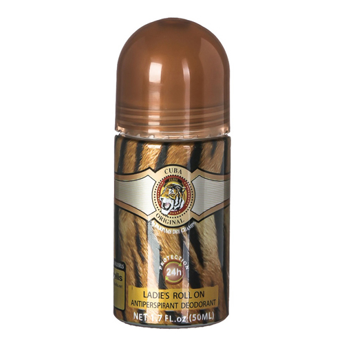 Cuba Jungle Tiger Roll-On 50ml
