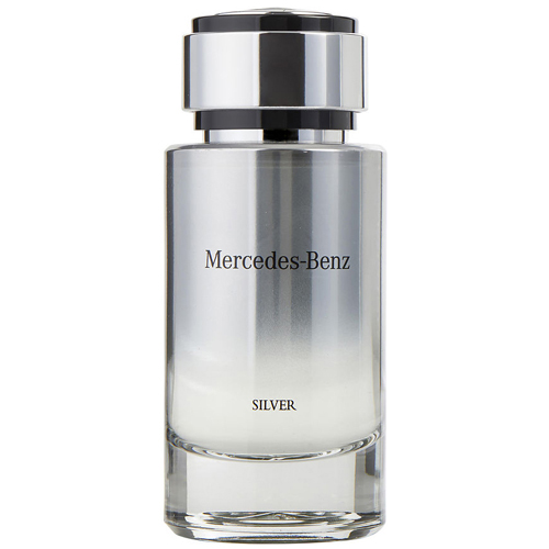 Mercedes-Benz Silver EdT 120ml