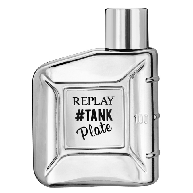 Replay Tank Plate for Him EdT 50ml