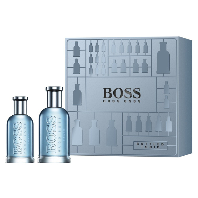 Hugo Boss Boss Bottled Tonic Gift Set: EdT 100ml+EdT 30ml