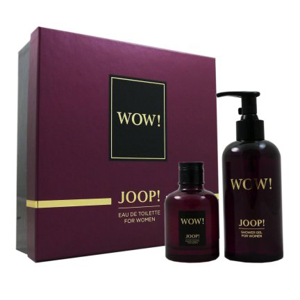 Joop Wow for Women Gift Set: EdT 40ml+BC 75ml
