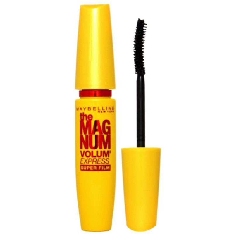 Maybelline Mascara The Magnum Volum Express Super Film 9,2ml Black