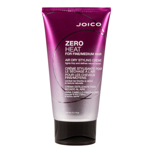 Joico Zero Heat Air Dry Styling Creme for Fine/Medium Hair 150ml