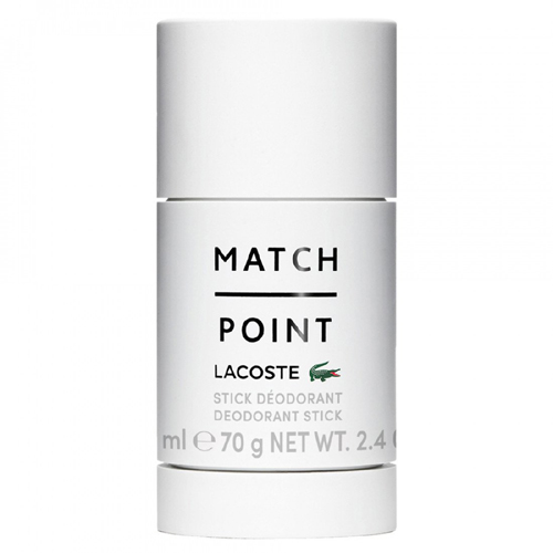 Lacoste Match Point Deo Stick 75ml