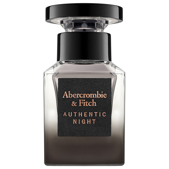 Abercrombie and Fitch Authentic Night Men EdT 100ml
