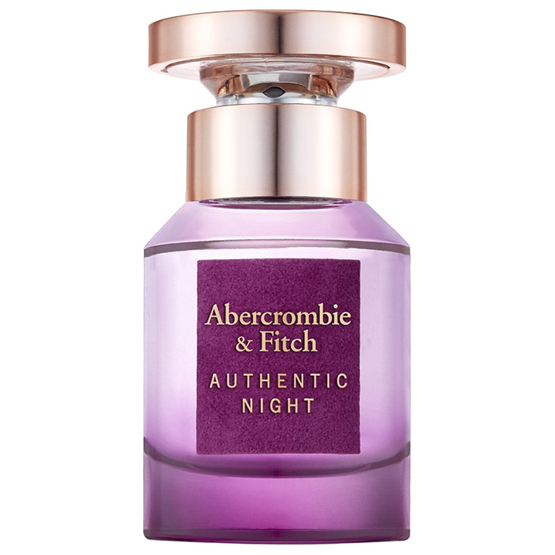 Abercrombie and Fitch Authentic Night Woman EdP 100ml