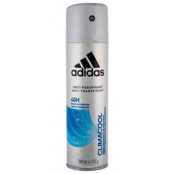 Adidas Climacool Deo Spray 200ml