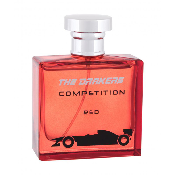 Ferrari The Drakers Competition Red EdT 100ml