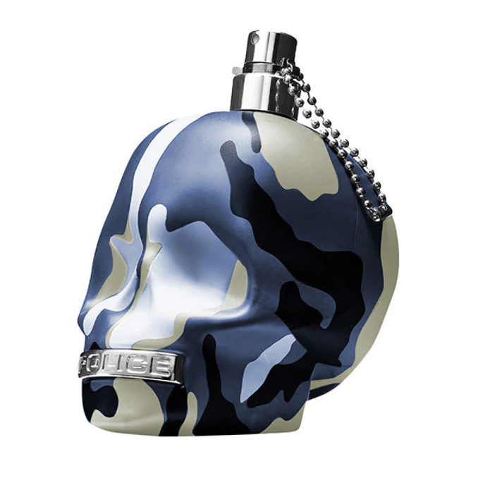 Police To Be Camouflage Blue EdT 75ml