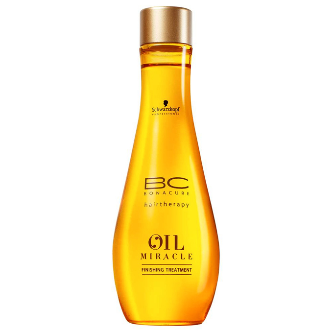 Schwarzkopf Bonacure Oil Miracle Finish Treatment 100ml